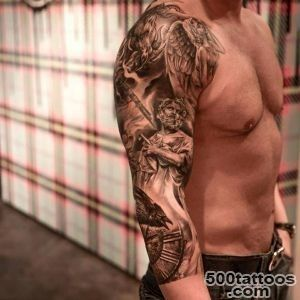 47+ Sleeve Tattoos for Men   Design Ideas for Guys_15