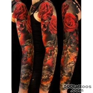 55 Best Full Sleeve Tattoos_11