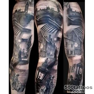 80+ Awesome Examples of Full Sleeve Tattoo Ideas  Art and Design_44