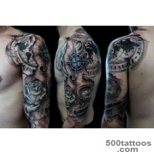Top 100 Best Sleeve Tattoos For Men   Cool Designs And Ideas_35