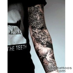 Top 100 Best Sleeve Tattoos For Men   Cool Designs And Ideas_43
