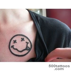 Pin Smiley Face Tattoo On Finger on Pinterest_24