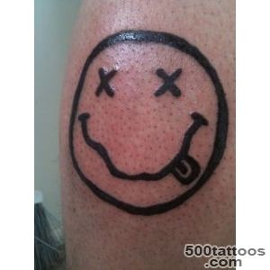 Smiley Face and Smile Tattoos  Tattoo Ideas Gallery amp Designs _3