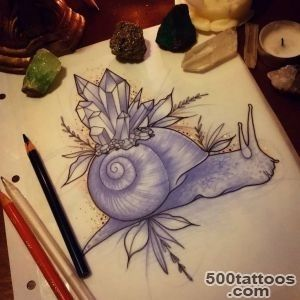 1000+ ideas about Snail Tattoo on Pinterest  Tattoos, Tattoo _23
