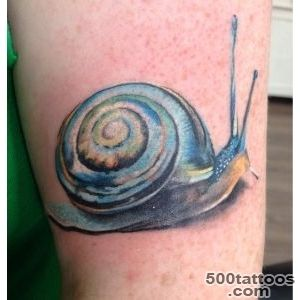 My snail tattoo my Karen at Curiosities tattoo studio Ipswich _28