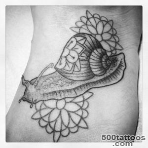 Snail … – TATTOO ZOO_20