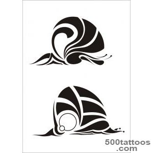 Snail Tattoo Images amp Designs_38