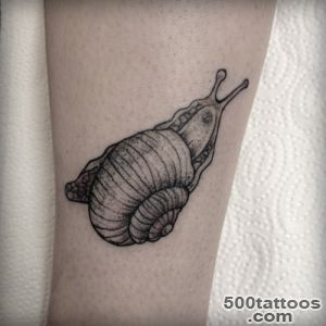 snail tattoos  Tumblr_7