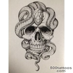 1000+ ideas about Snake Tattoo on Pinterest  Tattoos, Japanese _1