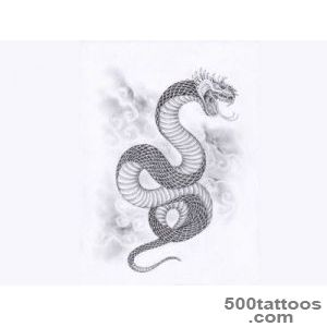 Sword Heart And A Snake Tattoo   Tattoes Idea 2015  2016_4
