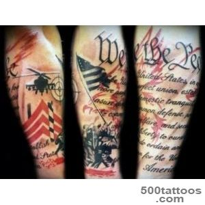30 Best Images of Military Tattoos_26