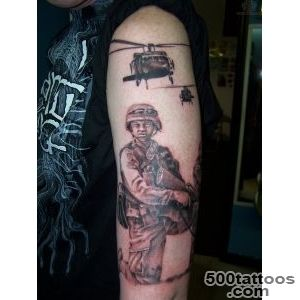 Army Medical Soldier Tattoo  Fresh 2016 Tattoos Ideas_12JPG
