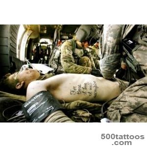 How a soldier#39s tattoo came true  TIMEcom_22