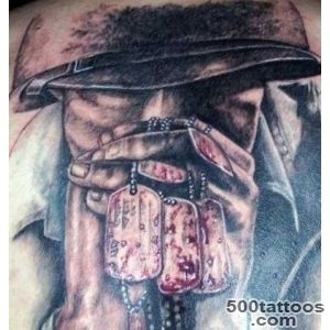 Nothing Shows Love and Honor Better Than These Memorial Tattoos _15