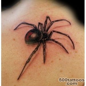 30 Awesome Spider Tattoo Designs_2
