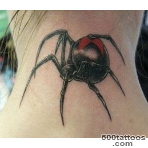100 Eye Catching Spider Tattoos And Meanings_32