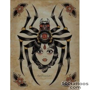 1000+ ideas about Spider Tattoo on Pinterest  Tattoos and body _46