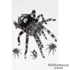 Online Buy Wholesale spider tattoos from China spider tattoos _49