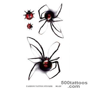 Popular 3d Spider Tattoos Buy Cheap 3d Spider Tattoos lots from _48