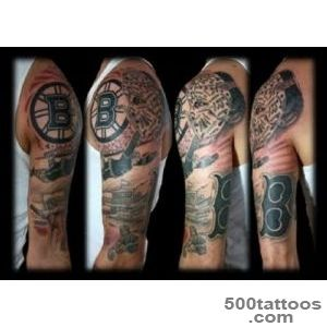 17+ Sports Half Sleeve Tattoos_12