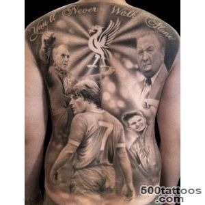 Sports tattoo   TattooMagz   Handpicked World#39s Greatest Tattoos _50