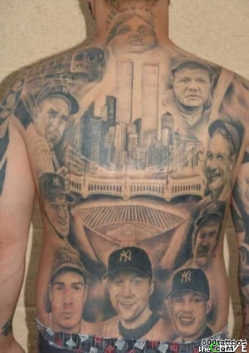Pin Sports Tattoos Tell Me So Much More About People Than Just ..._18