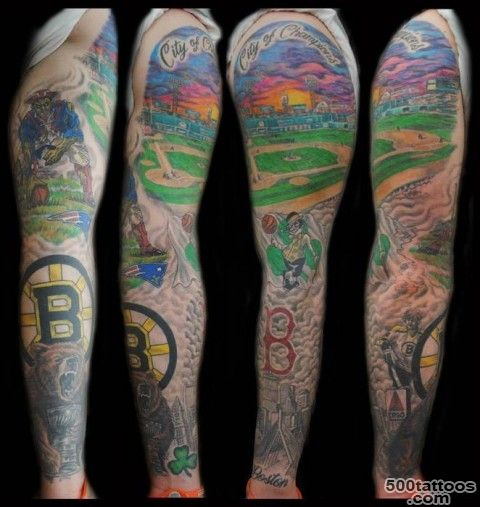 Sports Tattoos, Designs And Ideas  Page 73_38
