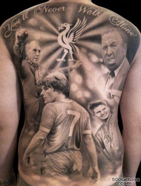 Sports tattoo   TattooMagz   Handpicked World#39s Greatest Tattoos ..._50
