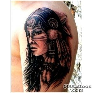 629a31d07 40 Native American Tattoo Designs that make you proud!_10