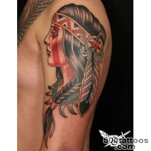 Indian Tattoo Images amp Designs_19