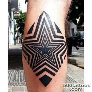 40 Star Tattoos For Men   Luminous Inspiration And Designs_42