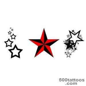 Meaning amp Symbolism of Famous Star Tattoos!  TattooFashion Blog_32