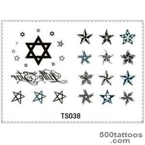 Popular Fake Star Tattoos Buy Cheap Fake Star Tattoos lots from _35