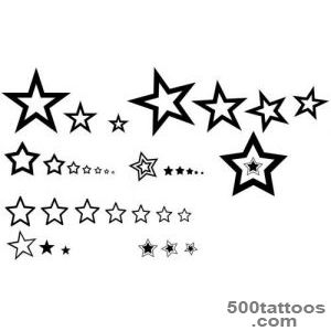 Star Tattoo Images amp Designs_2