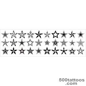 Star tattoos meaning, top designs and common placements_12