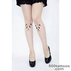 AIKIMANIA  Rakuten Global Market Tattoo stockings (Panda) tattoo _44