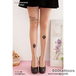 bisokuhanamai  Rakuten Global Market Message Rose tattoo _18