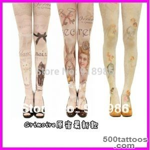 Online Buy Wholesale tattoo stocking from China tattoo stocking _27