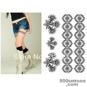 Water 3D tattoo waterproof body paint filar socks tattoo _ 19