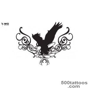 Pin Stork Tribal Bird Tattoo Design Tattoos Designs Tattoosdeal _48