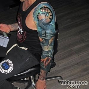 Road To Success Tattoo Sleeve  Best Tattoo Ideas Gallery_24