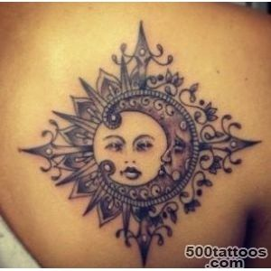 40 Beautiful Sun Tattoo Designs and Ideas  Tattoos Me_11