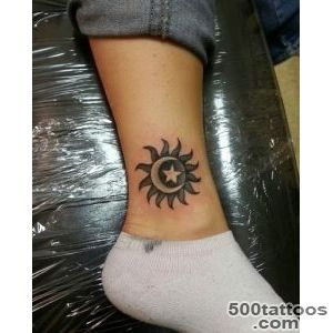 40 Beautiful Sun Tattoo Designs and Ideas  Tattoos Me_36