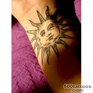 40 Superb Sun Tattoo designs and meaning   Bright Symbol of The _13