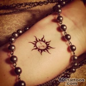 Popular items for sun tattoo on Etsy_28