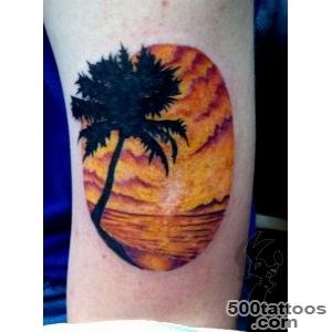 DeviantArt More Like Sunset Tattoo by greyfoxdie85_6
