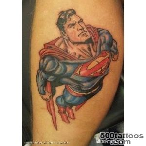 100+ Wonderful Superman Tattoos_9