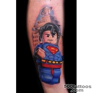 Superman tattoo by Max Pniewski   Design of TattoosDesign of Tattoos_32