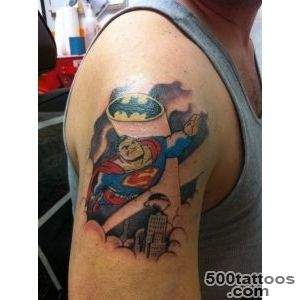 Superman Tattoos   Askideascom_38