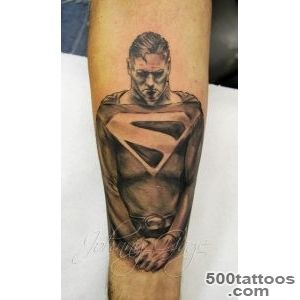 Superman Tattoos  MadSCAR_43